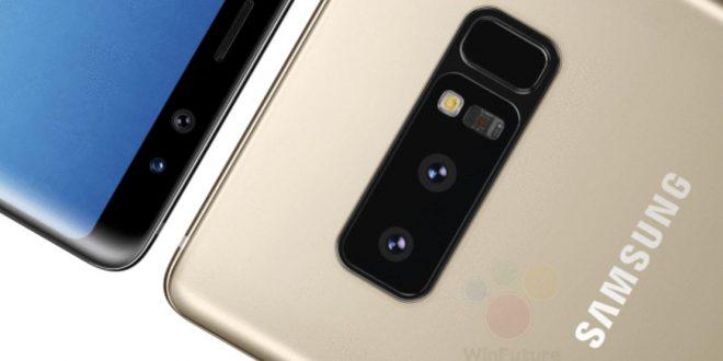 A Samsung elárulta, hogy mennyi Note 8-at rendeltek elő