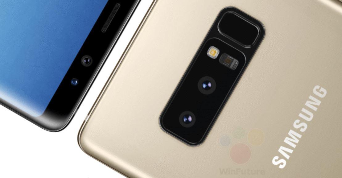 A Samsung elérulta, hogy mennyi Note 8-at rendeltek elő