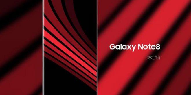 Renderképen a Galaxy Note 8