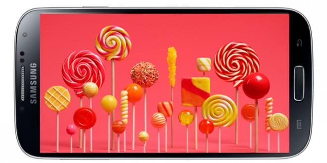 Kiszivárgott a Samsung Galaxy S4 hivatalos Android 5.0.1-es szoftvere