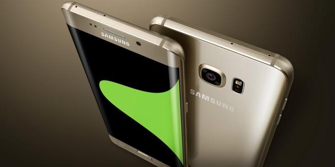 Lángra lobbant egy Samsung Galaxy S6 edge+