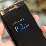 Galaxy S7 edge Always On kijelző