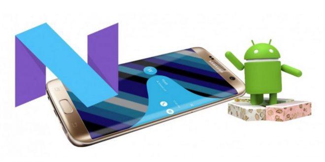 Megindult a Nougat frissítés a Samsung Galaxy S7 modellekre