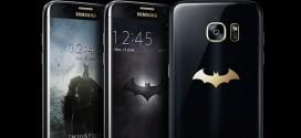 Bemutató videón a Samsung Galaxy S7 edge Batmanes kiadása