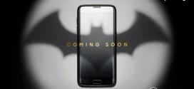 Limitált kiadású Batmanes Samsung Galaxy S7 edge jön