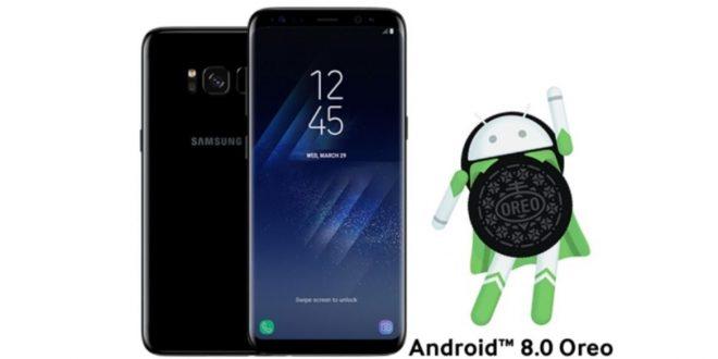 Bréking! Megindult a Samsung Galaxy S8 Android 8.0 Oreo frissítése