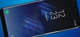 Fotó: ennyivel lesz nagyobb a Note 8 a Galaxy S8+-nál