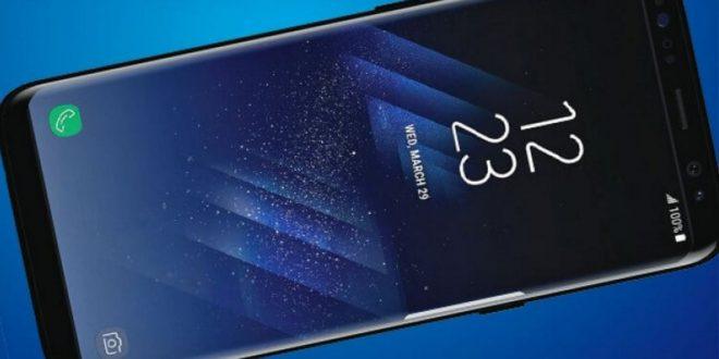 Ripityára szedtek egy Samsung Galaxy S8-at