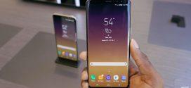 Samsung Galaxy S8 bemutató videó