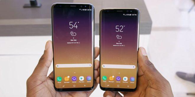 Rekord számú előrendelés érkezett a Samsung Galaxy S8 párosra