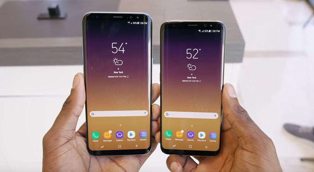 Újabb probléma a Galaxy S8-akkal? - NapiDroid