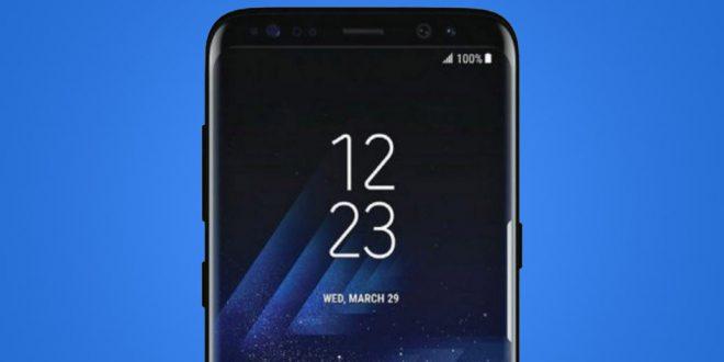 Kiszivárgott fotókon a fekete Samsung Galaxy S8