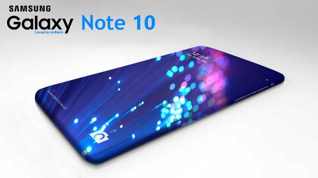 Mar Dolgoznak A Samsung Galaxy Note 10 En Napidroid