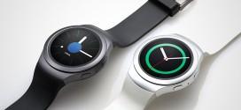 Kisebb frissítés érkezett a Samsung Gear S2-re
