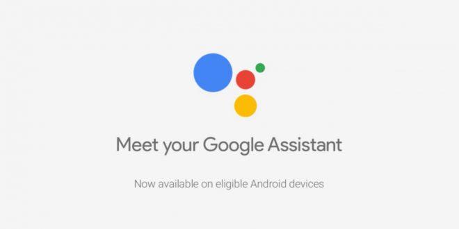 Tabletekre is elérhető lesz a Google Asszisztens