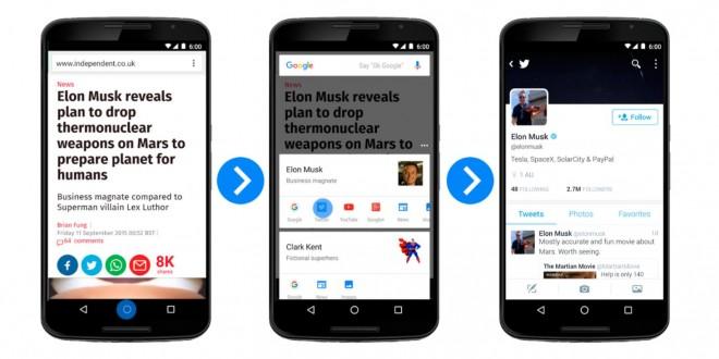 Ez a videó bemutatja, hogy miért nagyszerű a Google Now on Tap