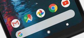 Van egy rejtett gomb az új Google-mobilokon