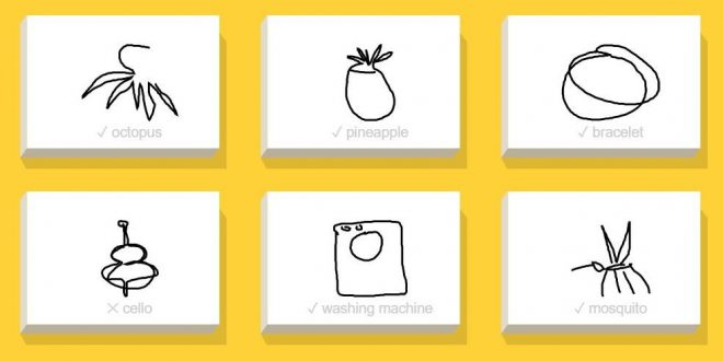 Eldobod az agyad a Google új rajzolós játékától
