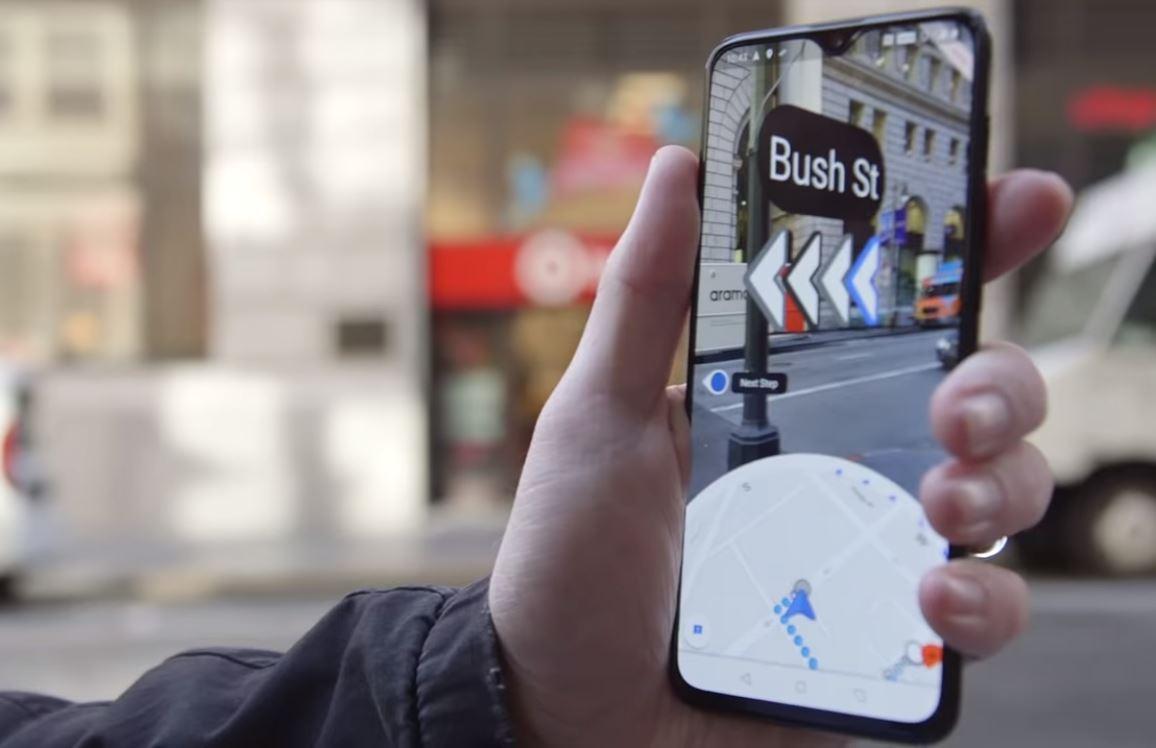 5b81462ea6d3 Szuper új navigációs lehetőséget kap a Google Térkép
