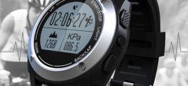 GPS-es sportóra okos funkciókkal