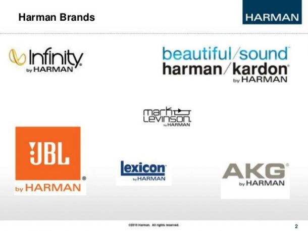 Harman Brands
