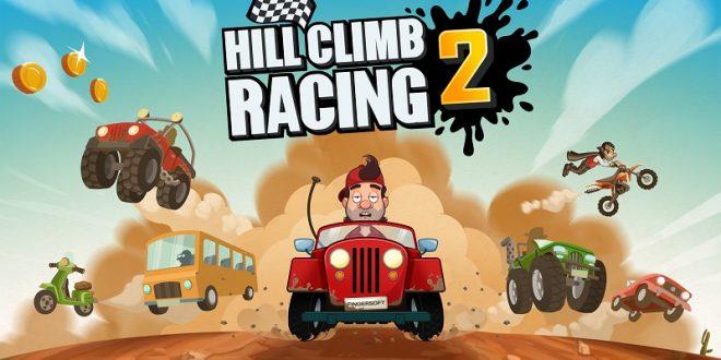 Hamarosan jön a Hill Climb Racing 2