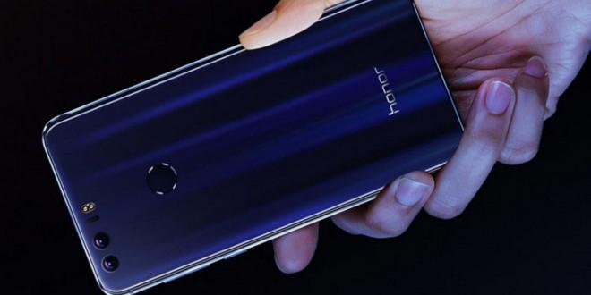 Február végéig az összes Honor 8 megkaphatja az Android 7.0-t