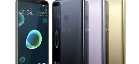 Bemutatták a HTC Desire 12 és 12+ készülékeket