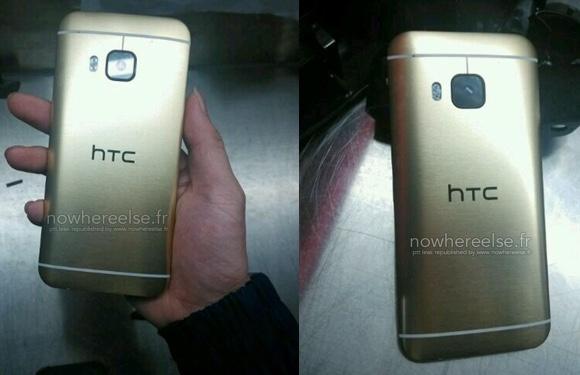 htc-one-m9-arany