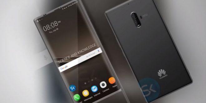 Friss infók a Huawei Mate 10-ről