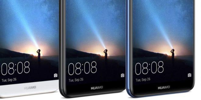 Négy kamerával jön a Huawei Mate 10 Lite