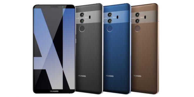 Nagyon drága lesz a Huawei Mate 10 Pro