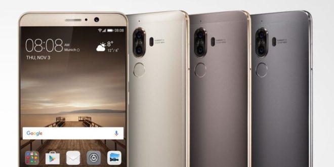 Képeken a Huawei új, Android 8.0-s EMUI 6 rendszere