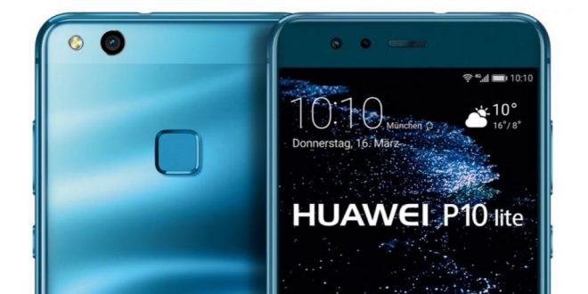 Hivatalos a Huawei P10 Lite