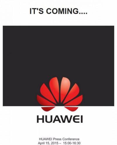 Április 15-én leleplezik a Huawei P8-at