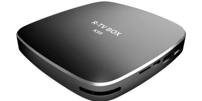TV-okosító 6 magos processzorral és 4 GB RAM-mal