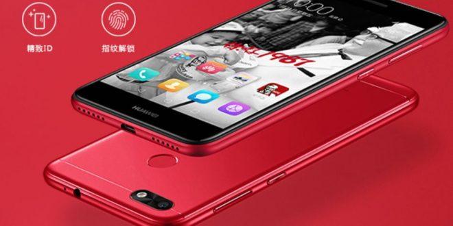 Itt a Huawei és a KFC közös telefonja
