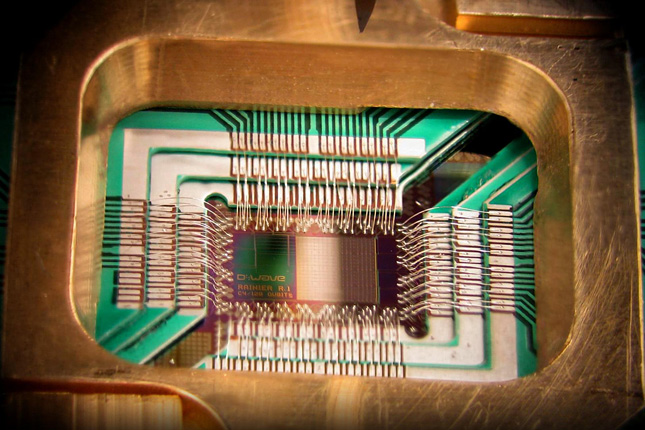 kvantumprocesszor