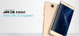 Oldalkeret nélküli kijelzővel jön a Leagoo M5 Edge