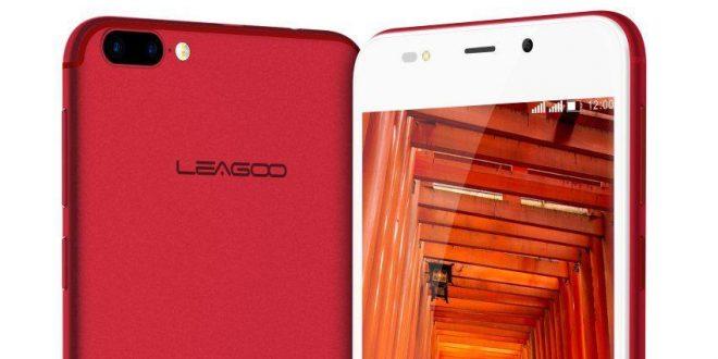 80 dollár alatt rendelhető a duál kamerás Leagoo M7