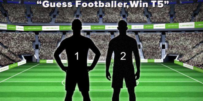 Találd ki a focistát, és nyerj egy Leagoo T5-öt
