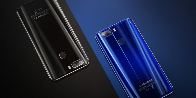 Hivatalos fotókon a Leagoo S8 Pro