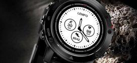 LEMFO LES3 – GPS-es okosóra Always On kijelzővel