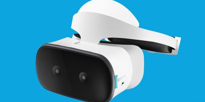 Önállóan működő VR szemüveget mutatott be a Google és a Lenovo