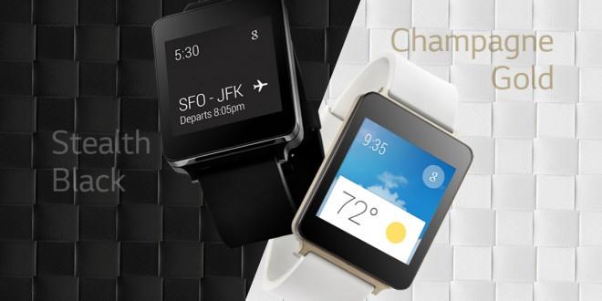 Olcsóbb lett az LG G Watch okosóra!