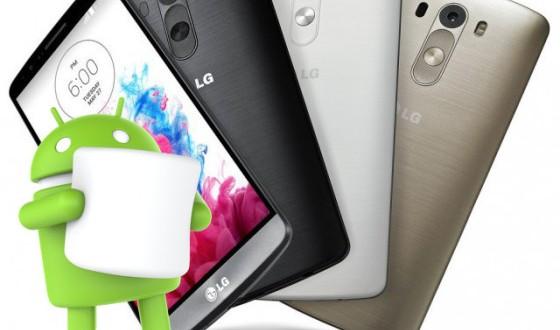 LG G3 – Megindult az Android 6.0-s frissítés