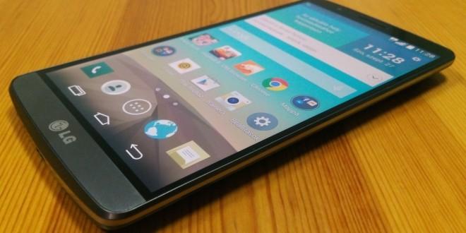 LG G3 teszt – a lézeres nagyágyú