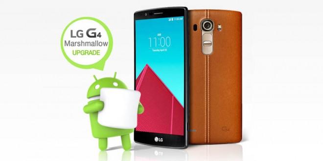 Megindult az LG G4 Android 6.0-s frissítése