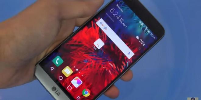 Tesztelték az LG G5 vízállóságát