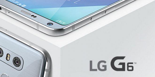 LG G6 európai ár és megjelenés